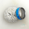 seabreeze opal inlay ring