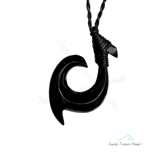 black single barb fishhooks