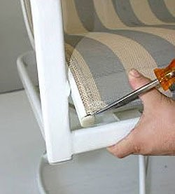 slings for a patio sling chair