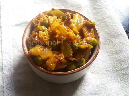 Bandhakopir Torkari Bengali Recipe