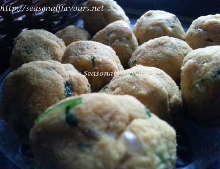 Macher Kofta Balls for Bengali Fish Kofta Curry Recipe