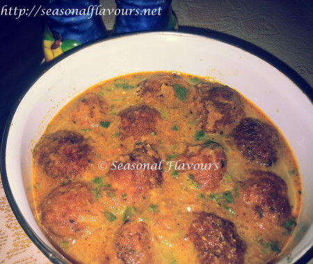 Macher Kofta Recipe