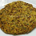 Methi Paratha With Fenugreek Leaves | Punjabi Methi Leaves Paratha