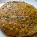 Methi Paratha – Fenugreek Leaves Paratha
