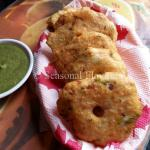 Crispy Medu Vada Recipe | Urad Dal Vada | Minapa Garelu