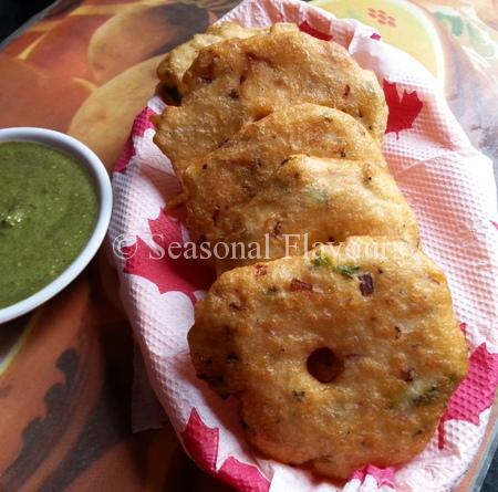 Crispy Medu Vada Recipe