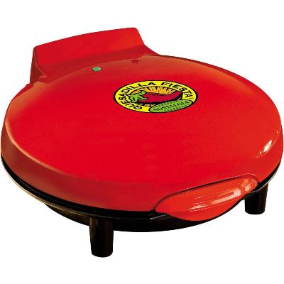 quesadilla maker for flatbread pizza