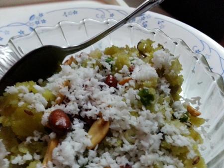 Maharashtrian Poha Recipe