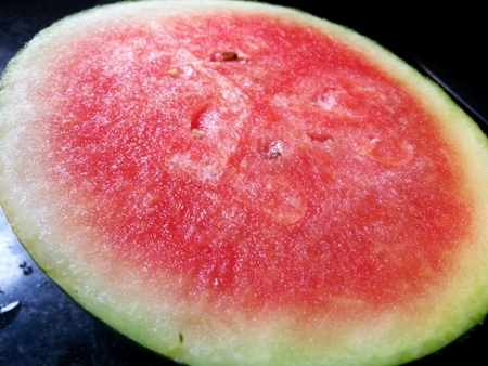 fresh watermelon for slush recipe