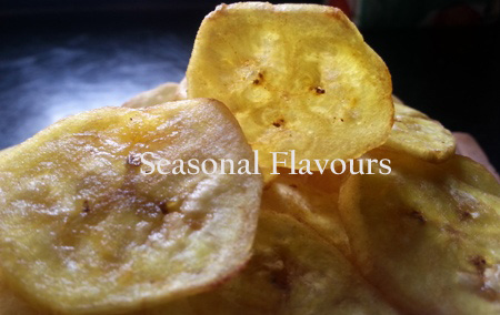 Plantain Chips Kerala Recipe