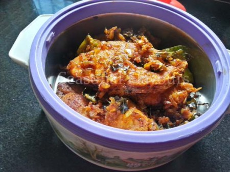 Chepa Vepudu Andhra Style recipe