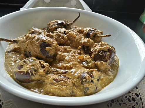 Bagara Baingan Hyderabadi Recipe