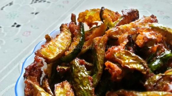 Dondakaya Vepudu Andhra Recipe