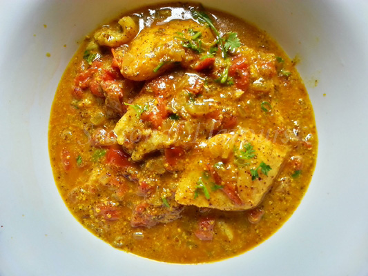 Kasundi Mustard Fish Curry Recipe