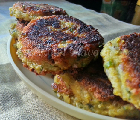 Khichdi Patties Recipe