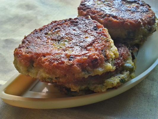 Khichdi Kebabs Recipe