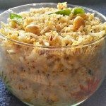 Nuvvula Annam Andhra Sesame Rice | White Sesame Seeds Flavoured Rice