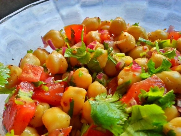 Chickpea Salad Recipe Continental