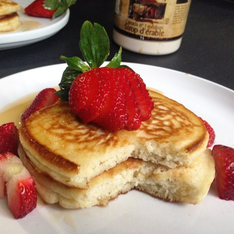 Oh So Fluffy Pancakes