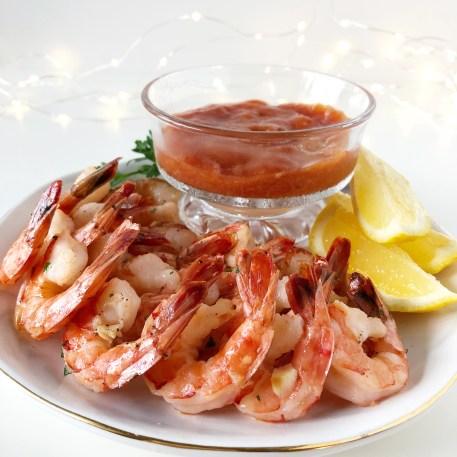 Roasted Shrimp Cocktail | Season & Serve Blog