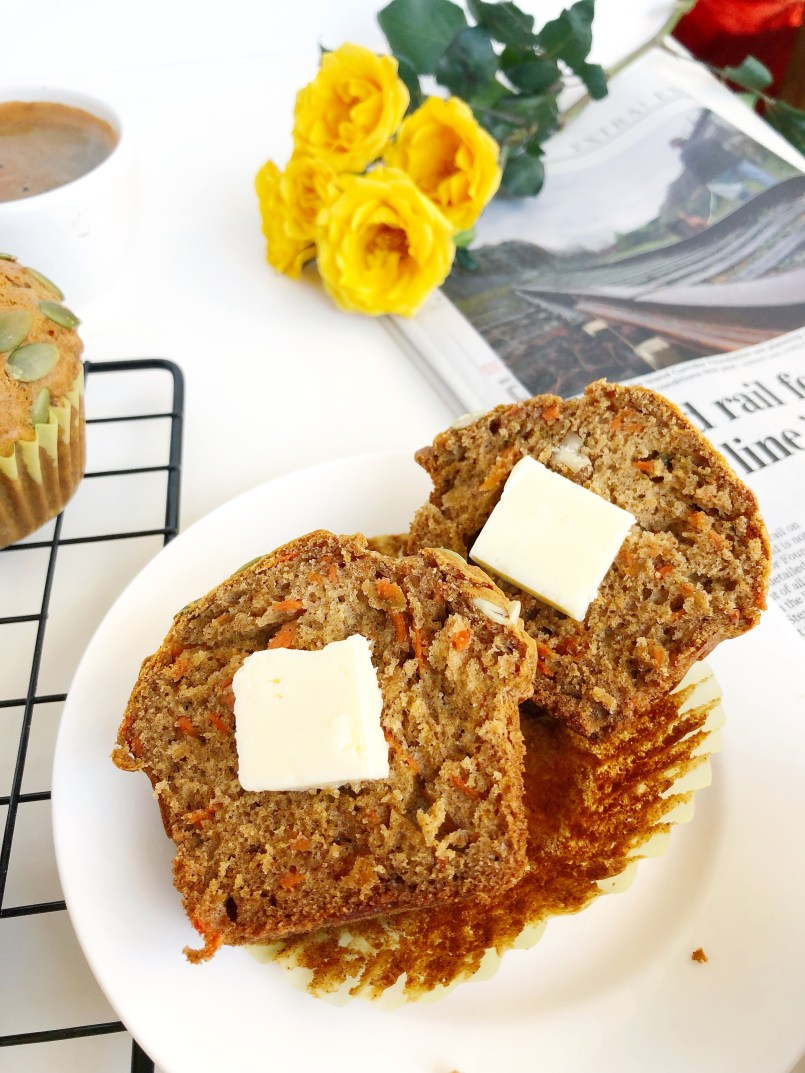 Morning Glory Muffins - Season & Serve Blog
