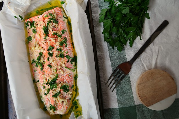 Garlic Butter Salmon | Season & Serve Blog