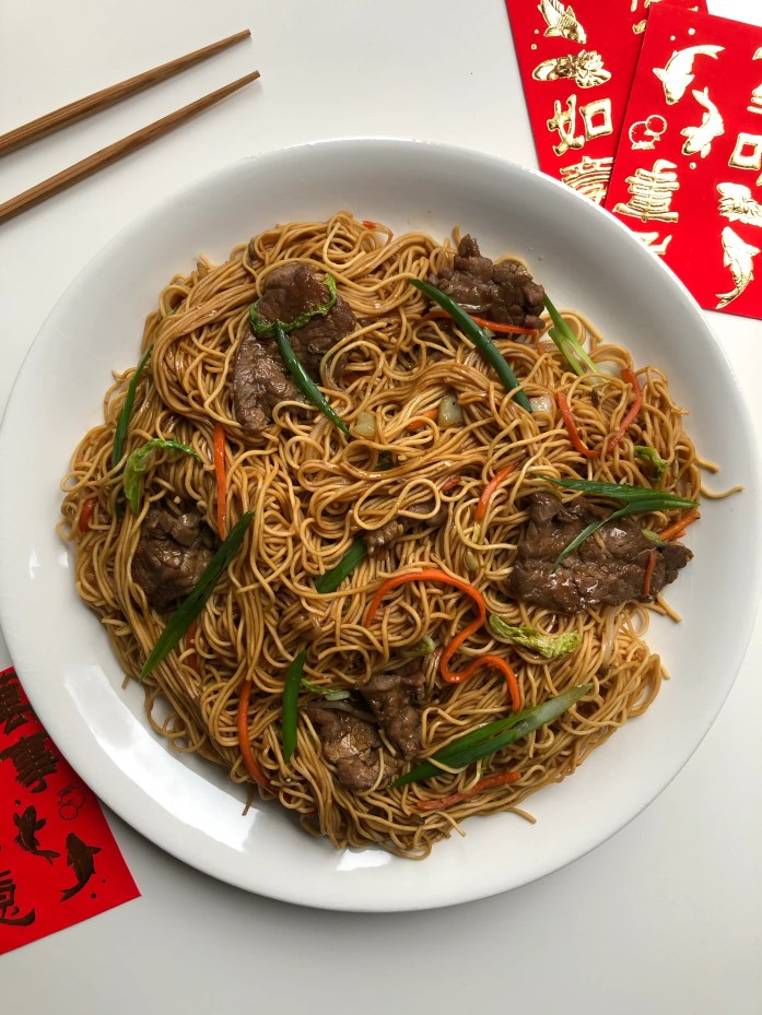 Beef Chow Mein - Season & Serve Blog