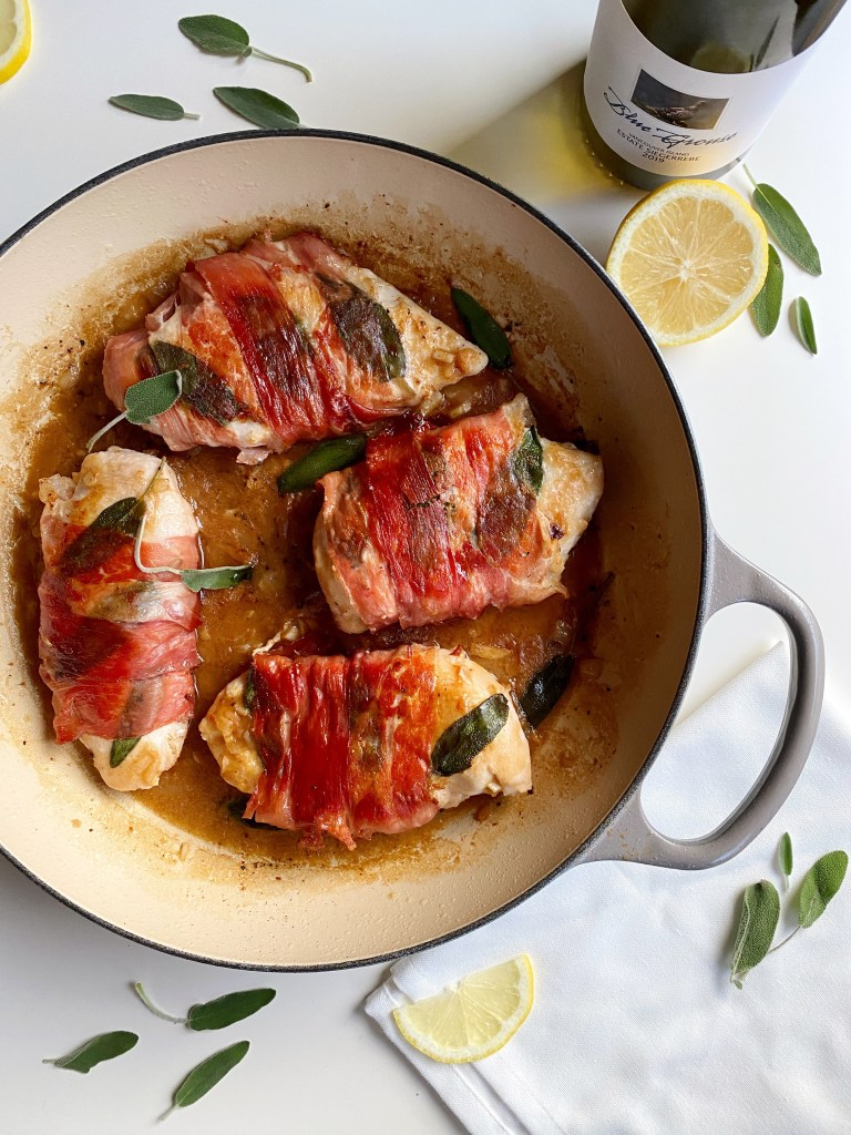 Chicken Saltimbocca- Season and Serve Blog