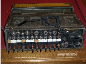 SB22PT Field Telephone Switchboard 1957