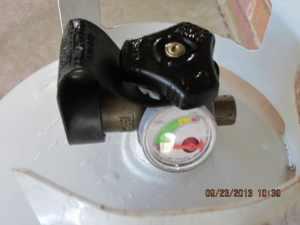 propane top