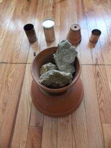 parts with masonry