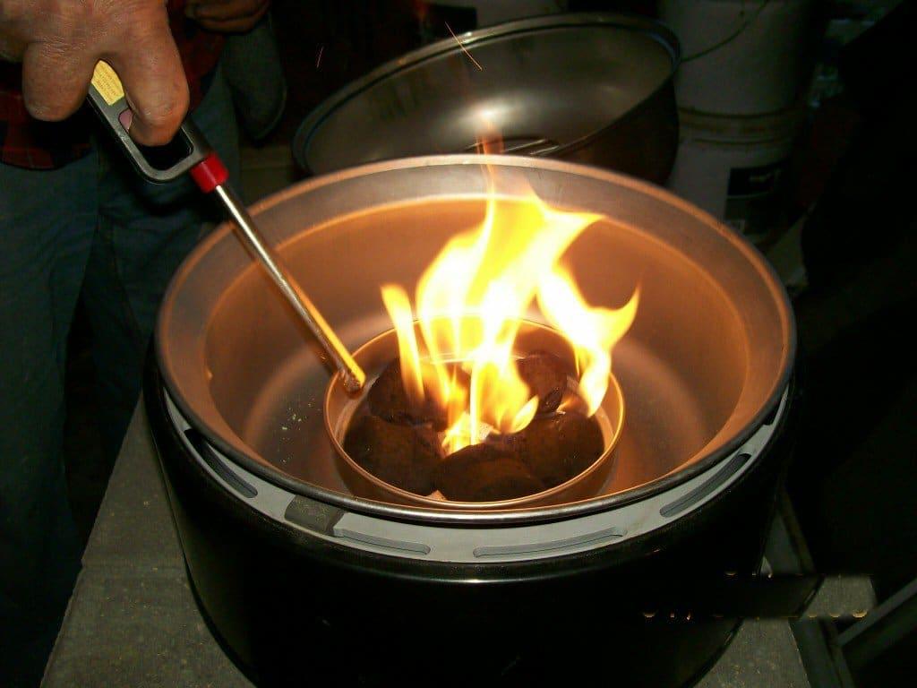 Cobb Lighting Briquettes