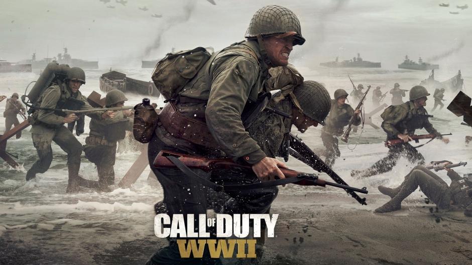 "Call of Duty World War 2 : Live Action Trailer ""Assemble"""