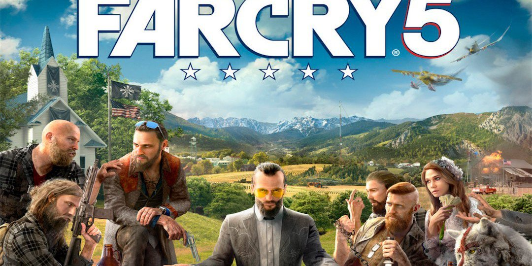 Far Cry 5 : Story Trailer, Release Date, Character Profiles and More!