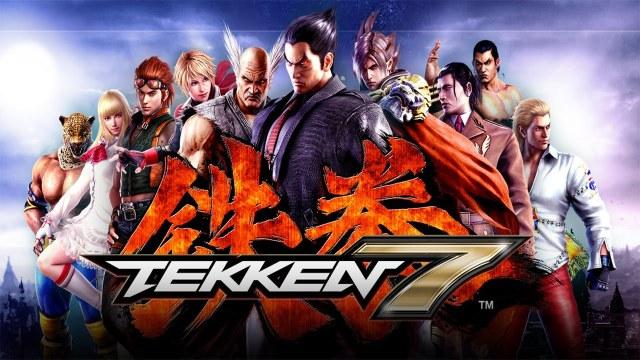 Tekken7header