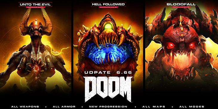 "Doom ""Ultimate"" Update 6.66 Arrives!"