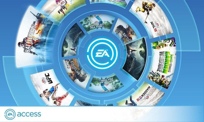 EA and Origin Access to get Titanfall 2, Battlefield 1, Battlefront DLC, and More!