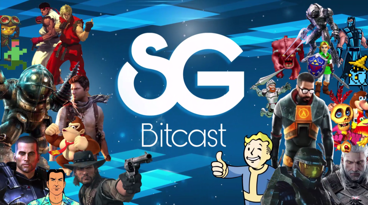Bitcast : Episode 8 : Highlights from Gamescom