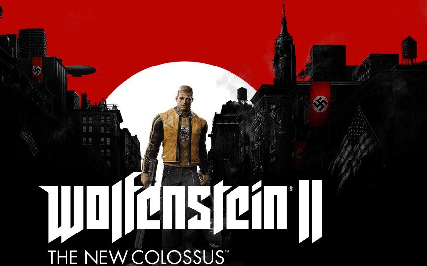 Wolfenstein 2 The New Colossus : Official Launch Trailer