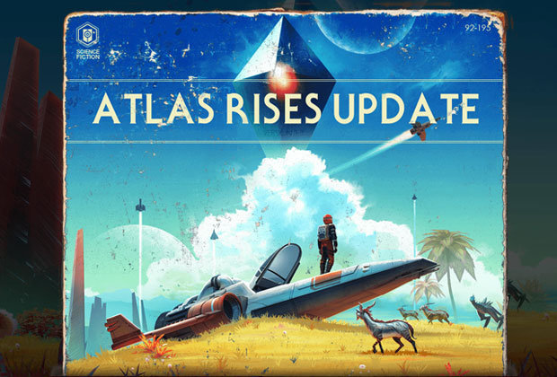 No Man's Sky : Atlas Rises Update