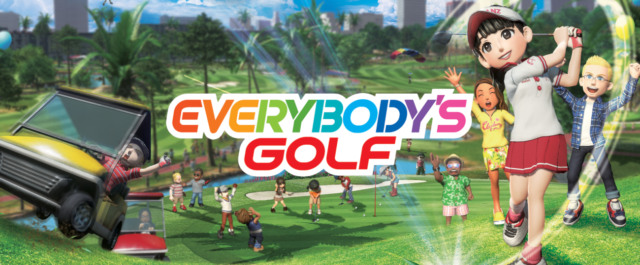 Review : Everybody's Golf : Hole-In-One