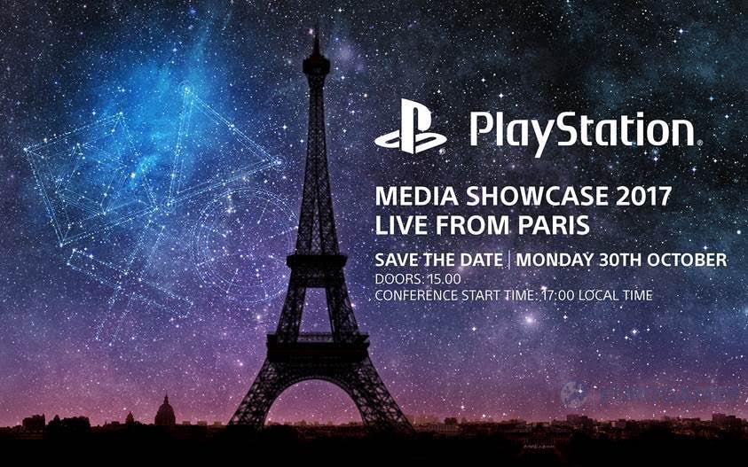 Sony Announces Plans for Paris Games Week