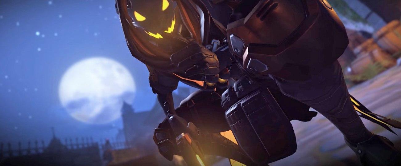 Overwatch Halloween Event Begins October 10th