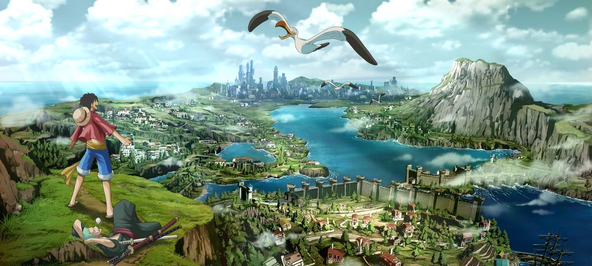 One Piece World Seeker : Coming in 2018 to Xbox One, PS4, and PC.