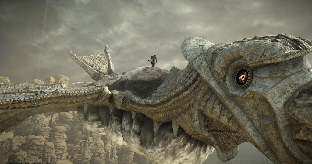 Shadow of the Colossus : Special Edition and PS4 Pro Enhancements Detailed