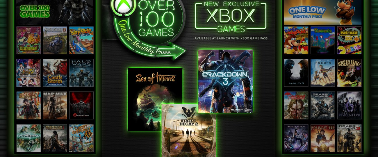 Xbox Game Pass Expands in a Huge Way