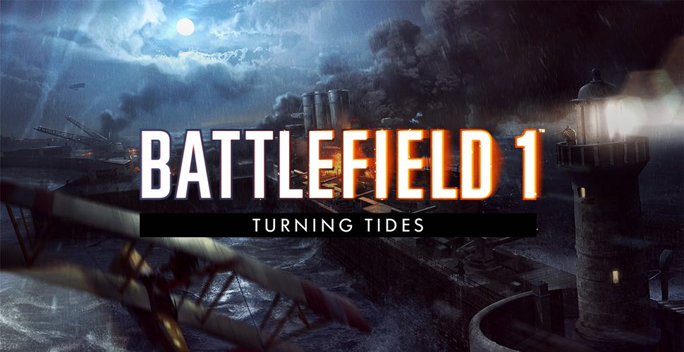 Battlefield 1 : Turning Tides North Sea Official Trailer