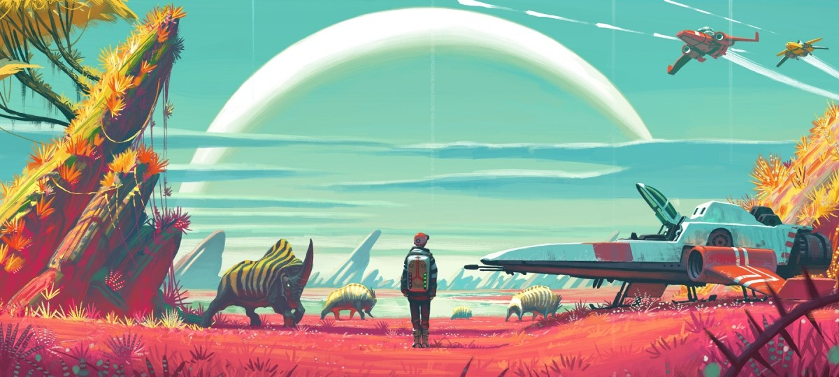 "No Man's Sky ""Next"" Coming in Summer Alongside Xbox One Version"