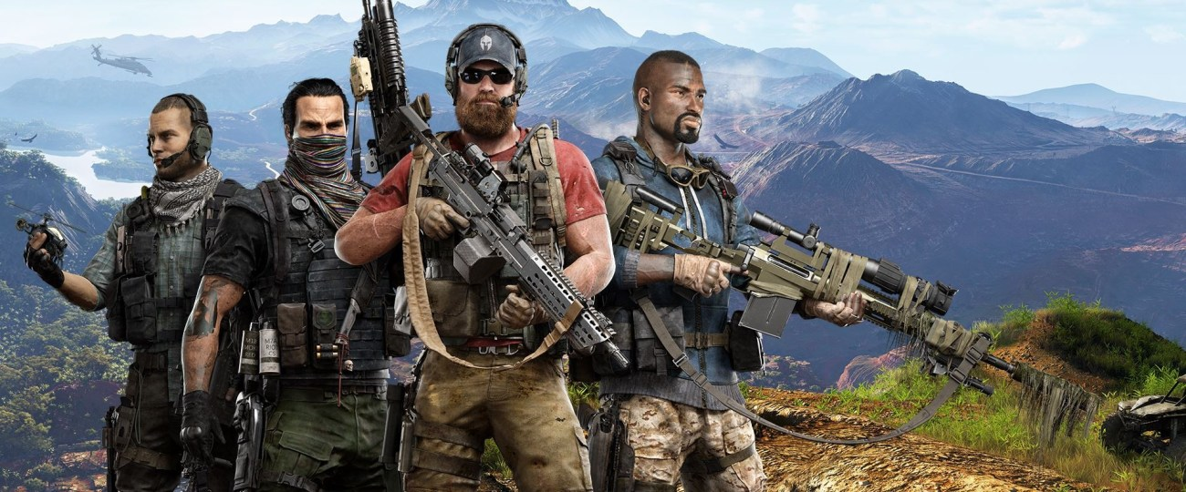 "Ghost Recon Wildlands to Receive Free ""Year Two"" Content"