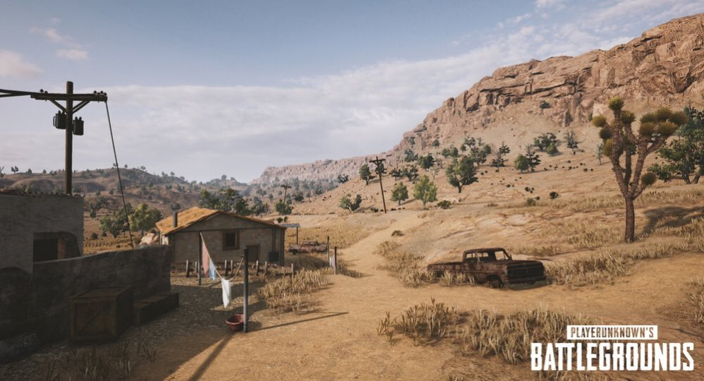PAX East : Miramar Coming to Xbox PUBG in May